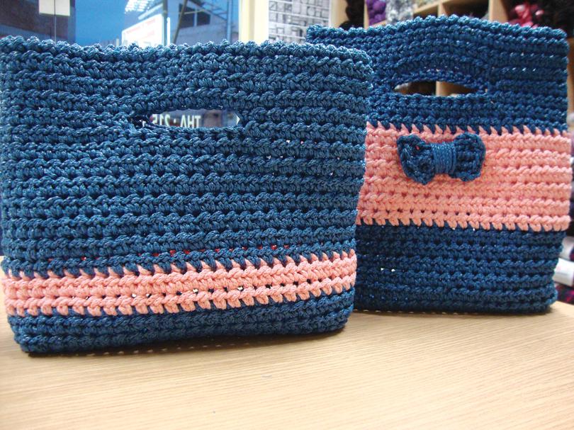 da6699fe24 Φτιάξτε αυτήν τη χαριτωμένη τσάντα με τις οδηγίες που ακολουθούν