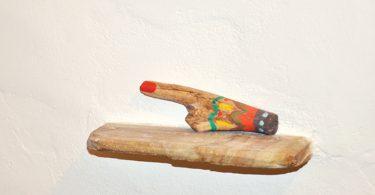 Αυτούσιο μικρό ξύλο... εμπνευση της στιγμής.