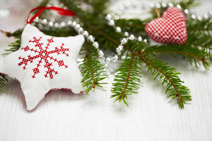 christmas_star_fabric