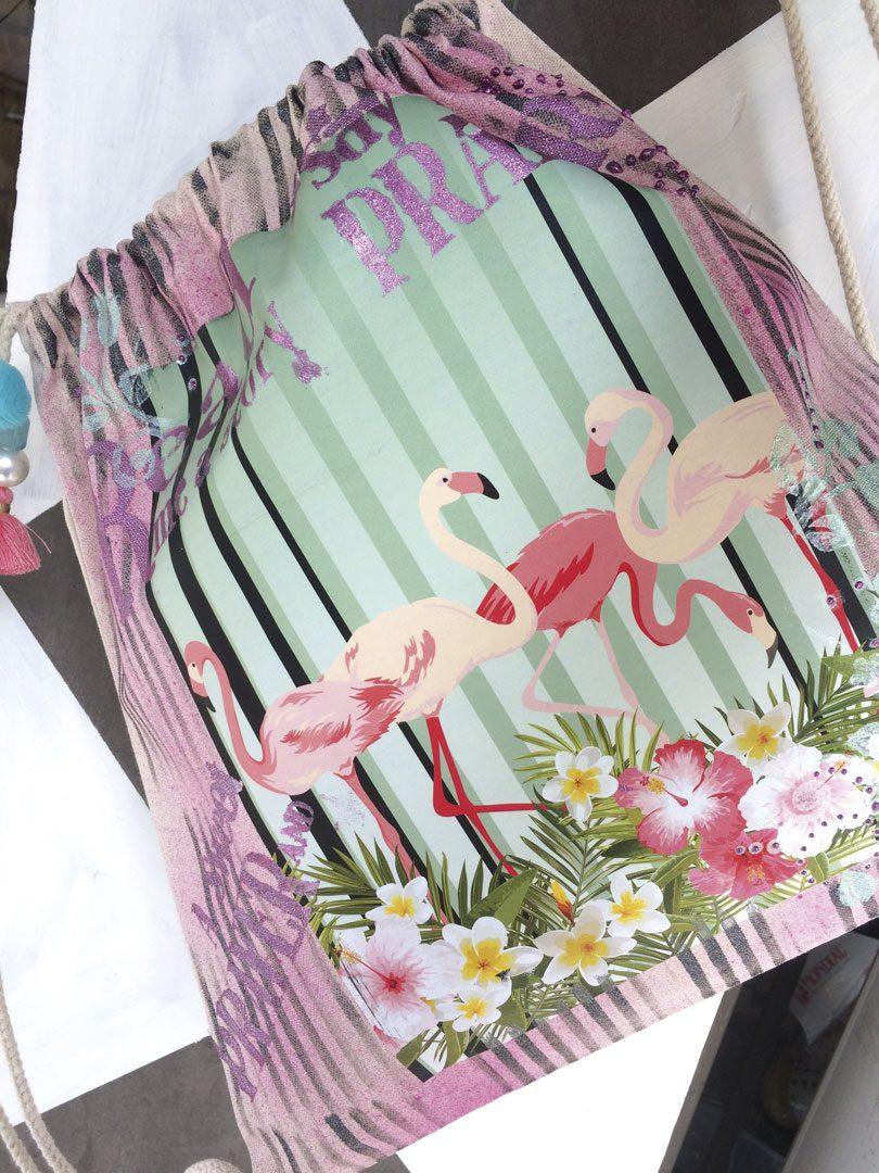 Fabric backpack _ stencils_chraats9